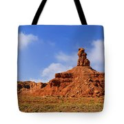 Valley of the Gods Utah Tote Bag by Christine Till