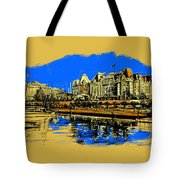 Vancouver Art 001 Tote Bag by Catf