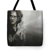 'vedder Iv' Tote Bag by Christian Chapman Art