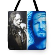 'vedder Mosaic I' Tote Bag by Christian Chapman Art