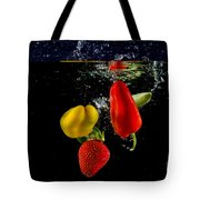 Vegetable Soup For The Soul Tote Bag by Rene Triay Photography