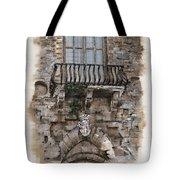 Venetian Balcony 02 Elena Yakubovich Tote Bag by Elena Yakubovich