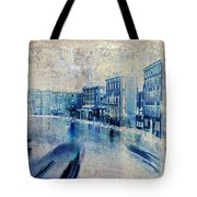 Venice Canal Grande Tote Bag by Frank Tschakert
