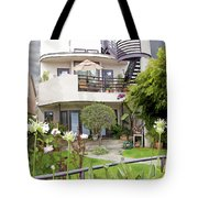 Venice Canal Home Tote Bag by Chuck Staley
