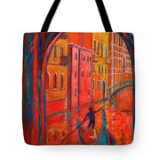 Venice Impression VIII Tote Bag by Xueling Zou