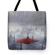 Venice In Rain Tote Bag by Joana Kruse
