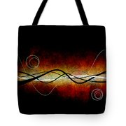 Vibe 1 Tote Bag by Angelina Vick