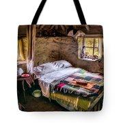 Victorian Bedroom Tote Bag by Adrian Evans