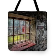Victorian Decay Tote Bag by Adrian Evans
