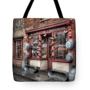 Victorian Hardware Store Tote Bag by Adrian Evans