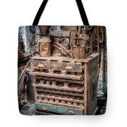 Victorian Workshop Tote Bag by Adrian Evans