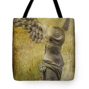 Victory Abstract Tote Bag by Garry Gay