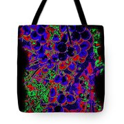 Vineyard Abstract Tote Bag by Will Borden