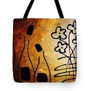 Vini Italiani Famosi Tote Bag by Carmen Guedez