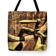 Vintage Barrel Tap Tote Bag by Paul Ward