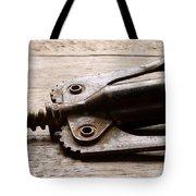 Vintage Corkscrew Tote Bag by Jon Neidert