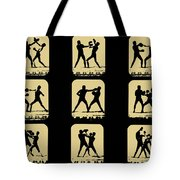 Vintage - How To Box Tote Bag by Digital Reproductions