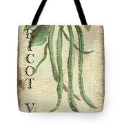 Vintage Vegetables 2 Tote Bag by Debbie DeWitt