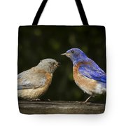 Wait You Ate My Leg Tote Bag by Jean Noren