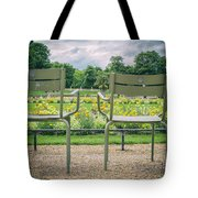 Waiting For Lovers Tote Bag by Georgia Fowler