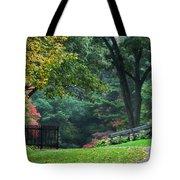 Walk In The Park Tote Bag by Christina Rollo