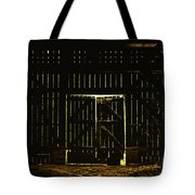 Walking Dead Tote Bag by Andrew Paranavitana