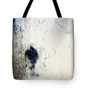 Walking In The Rain Tote Bag by Carol Leigh