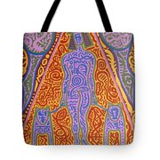 Walking The Dogs Tote Bag by Patrick J Murphy