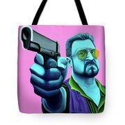 Walter  Tote Bag by Ellen Patton