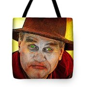 Wanna Be Friends? Tote Bag by Chuck Staley