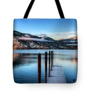 Wapato Point Tote Bag by Spencer McDonald
