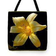 Warm Glow Tote Bag by Rona Black