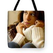 Warmth Tote Bag by Margie Hurwich