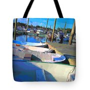 Warwick Marina Tote Bag by Lourry Legarde