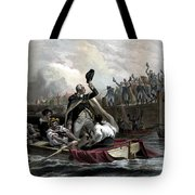 Washington Bids Adieu To His Generals Tote Bag by War Is Hell Store