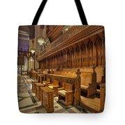 Washington National Cathedral Sanctuary Tote Bag by Susan Candelario