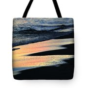 Water Colors .. Tote Bag by Michael Thomas