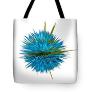 Water Explosion Tote Bag by Kaye Menner