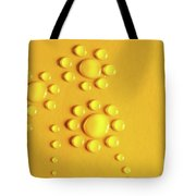 Water Flowers Tote Bag by Carlos Caetano