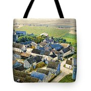 Water Tower Tote Bag by Chuck Staley