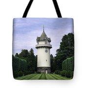 Water Tower Folly Tote Bag by John Greim