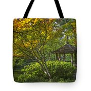 Watercolor Gardens Tote Bag by Joan Carroll