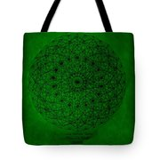 Wave Particle Duality Tote Bag by Jason Padgett