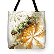 Waves and Pearls Tote Bag by Anastasiya Malakhova