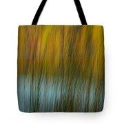 Wavy Tote Bag by Randy Pollard