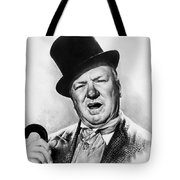Wc Fields My Little Chickadee Tote Bag by Andrew Read