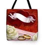 Wedding Memories V2 Passion Tote Bag by Bedros Awak
