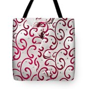 Wedding Outfil Tote Bag by Tom Gowanlock