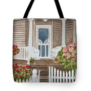 Welcome Tote Bag by Regan J Smith