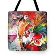 Welcome To Italy 08 Tote Bag by Miki De Goodaboom